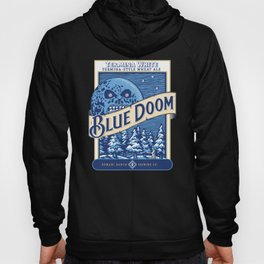 Blue Doom Hoody