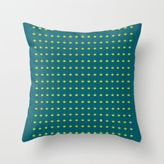 Famous Capsules - Buzz Friends Throw Pillow
