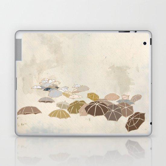 Rainy Day Laptop & iPad Skin
