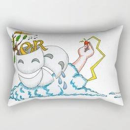 Monty Python, Full Size Rectangular Pillow