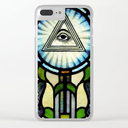 The Eye Clear iPhone Case
