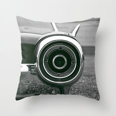 Classic T-bird taillight Throw Pillow