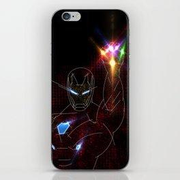 Infinity Gauntlet iPhone Skin