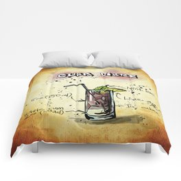 Cuba_Libre_by_JAMFoto Comforters