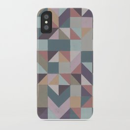 Mosaic I iPhone Case