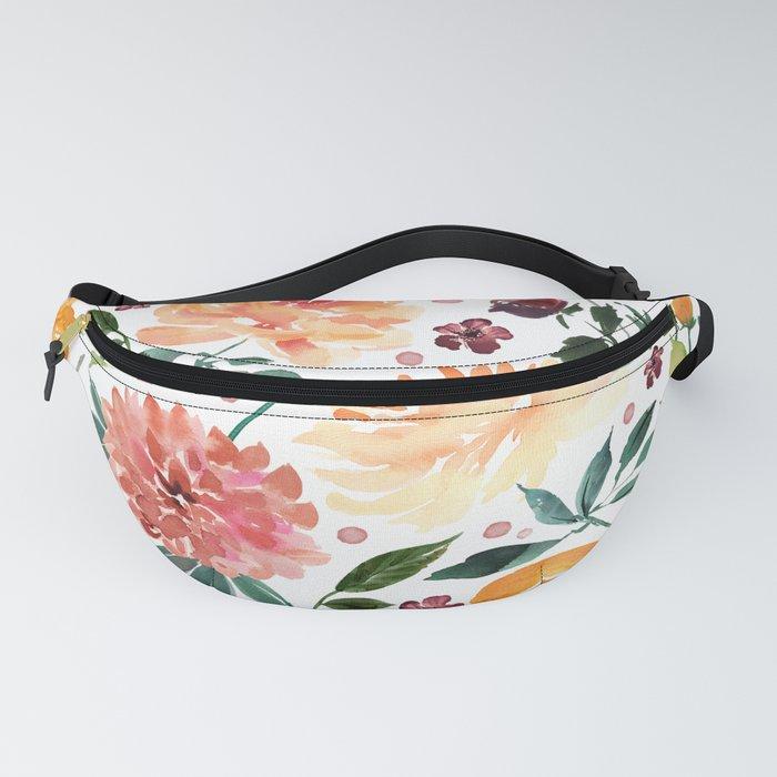 Spring Garden Fanny Pack