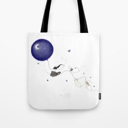 Moon and Stars *New* Tote Bag