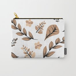 Flower Design Series 16 Carry-All Pouch