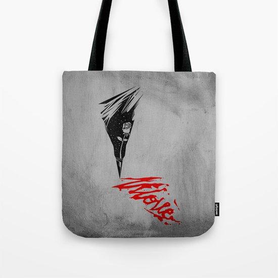 Last love note Tote Bag