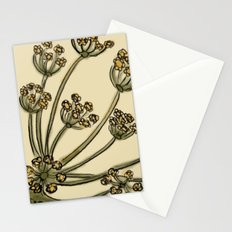 Dill Botanical Stationery Cards