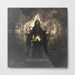Divine Order Metal Print