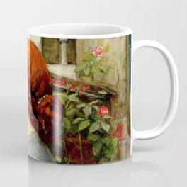 "John William Waterhouse ""The Soul of the Rose"" Coffee Mug"