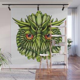 Crystal Owl EDC Wall Mural
