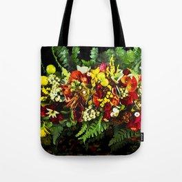 Hawaiian Haku Lei Tote Bag