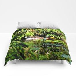 Lone Duck Comforters