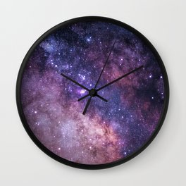 Celestial River Wall Clock