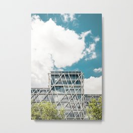 Cleaners Metal Print