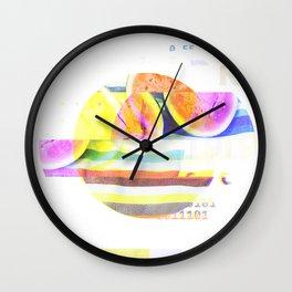 GLITCH NATURE #67: Lambton Shores Wall Clock