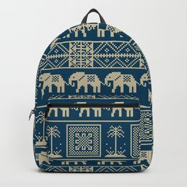 Ethnic Patterns Backpack