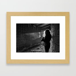 Look to the Light Framed Art Print