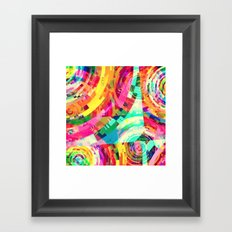 Playa del Carmen Sun, No. 2 Framed Art Print