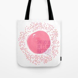 Your Birthday Tote Bag