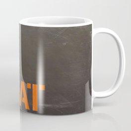 Edge of Tomorrow - #LiveDieRepeat  Coffee Mug