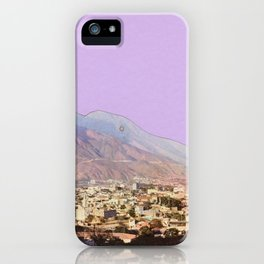 Lilac Skies iPhone Case