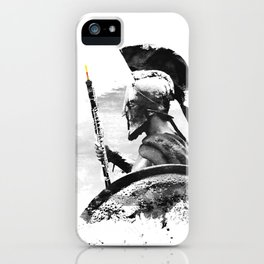 Oboe Warrior iPhone Case