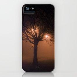 A Spooky Path 2 iPhone Case