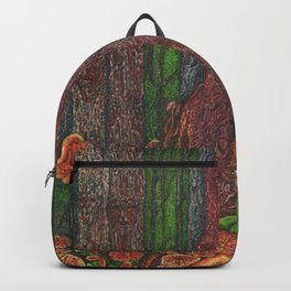 A Trip in the Forrest Backpack