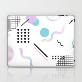 Memphis Laptop & iPad Skin