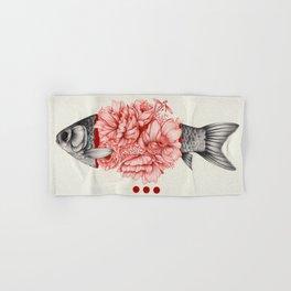 To Bloom Not Bleed III Hand & Bath Towel