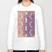 makeup Long Sleeve T-shirts featuring makeup by alina vasile