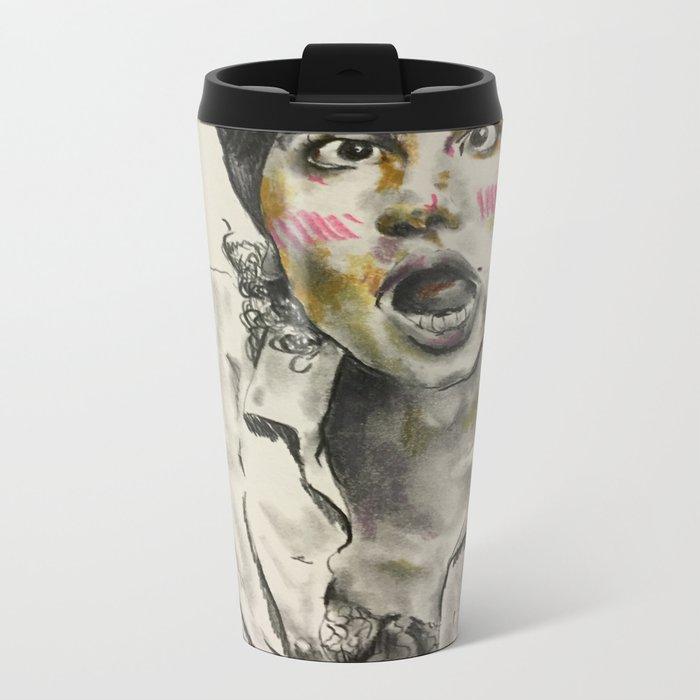 Ilana Glazer Travel Mug