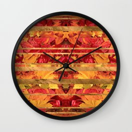Autumn moods n.16 Wall Clock