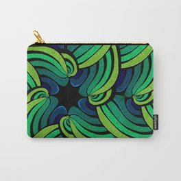 Wave Spiral Focal Carry-All Pouch