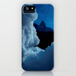 Snowed in #1 #art #society6 iPhone Case