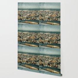 Lisbon sky view Wallpaper
