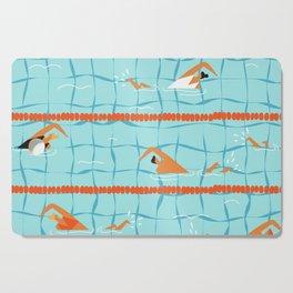 Swimming pool Cutting Board