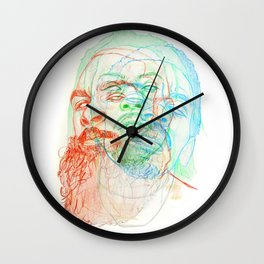 The Glorious Dead Wall Clock