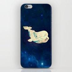 Space Beluga iPhone & iPod Skin