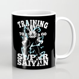 Training to go super saiyan Coffee Mug