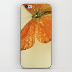 Love is like a Butterfly.... iPhone & iPod Skin