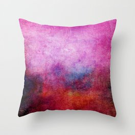 Square Composition X Throw Pillow