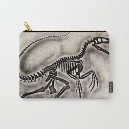 Dino Fossil Carry-All Pouch