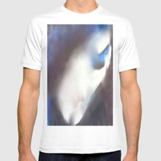 Disappointment Mens Fitted Tee MEDIUM White