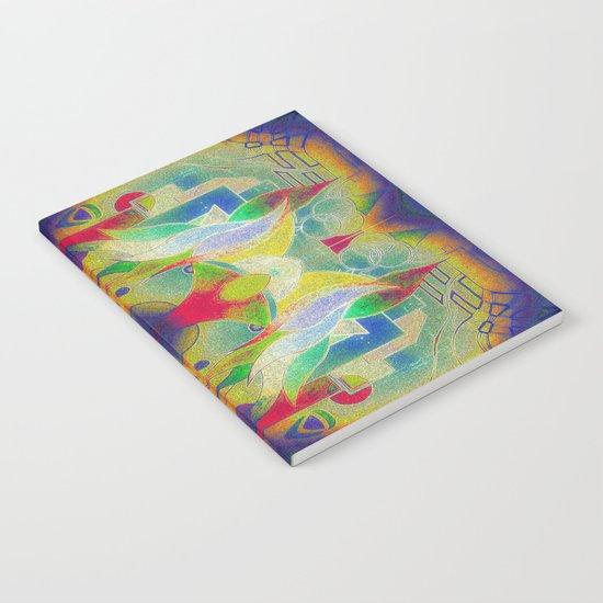 Mandala H I Notebook