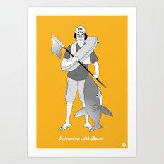 Steven (Cameo One Shot) Art Print