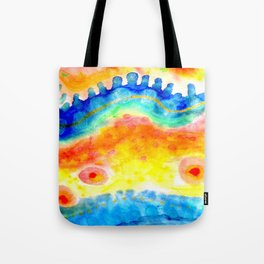 cheerfulness Tote Bag